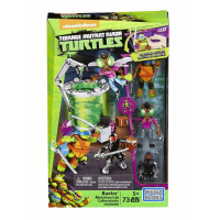Set de Constructie Mega Bloks Ninja Turtles Camera de Transformare